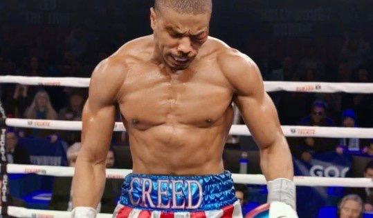 Creed-Movie-Michael-B-Jordan-Knocked-Out-Video